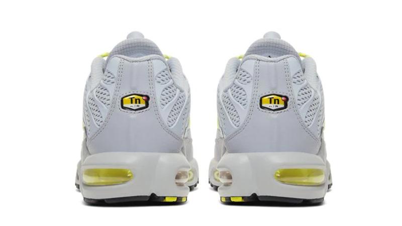 Nike TN Air Max Plus White Yellow
