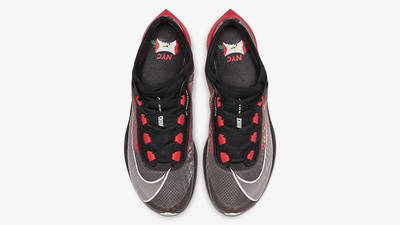 Nike Zoom Fly 3 Black Red CT1514-001 middle