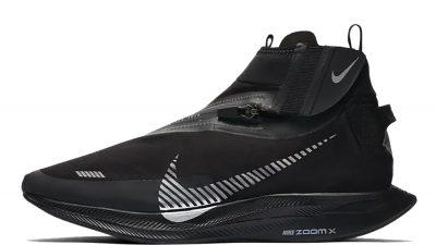 Nike Zoom Pegasus Turbo Shield Black BQ1896-001