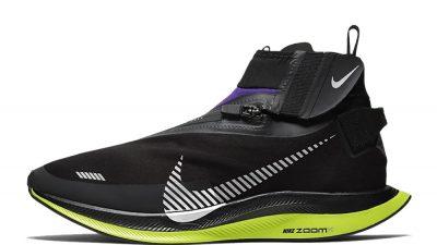 Nike Zoom Pegasus Turbo Shield Black Volt BQ1896-002