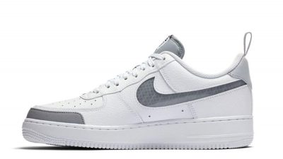 Nike Air Force Utility Low White Black crepsource