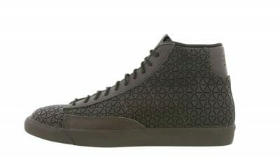 Nike mid metric blazer feature