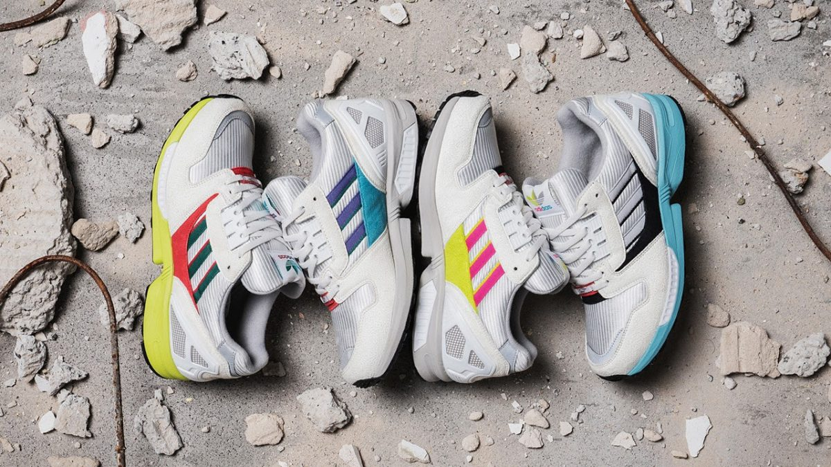 adidas zx 8000 no walls needed package