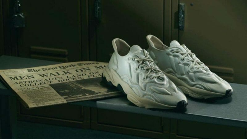 The adidas Ozweego Tech 'Moon Landing' Pack Is Out Of This