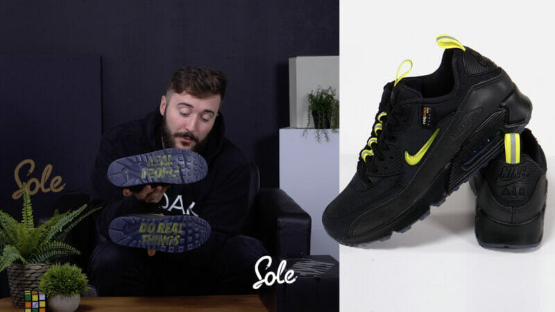The Basement x Nike Air Max 90 'Manchester' Unboxing | Hype