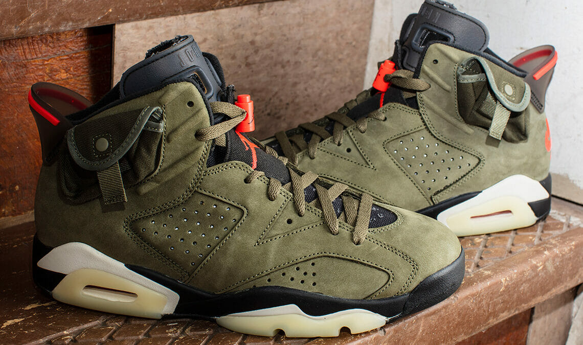 air jordan 6 retro travis scott raffle