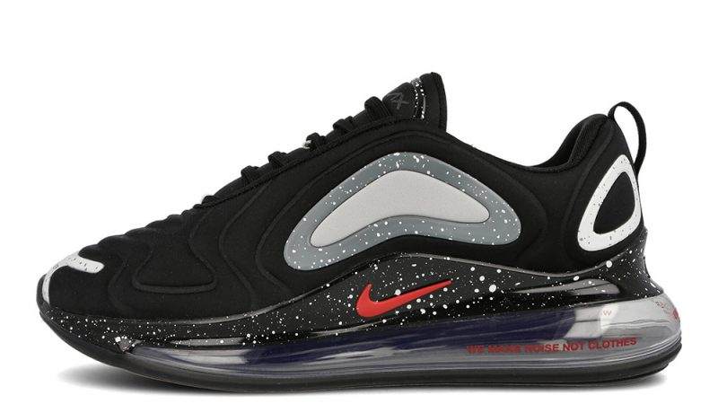 Undercover X Nike Air Max 720 Black Where To Buy Cn2408 001