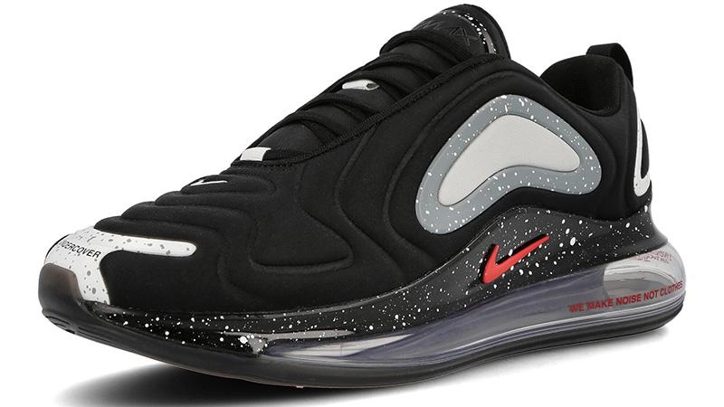 Undercover x Nike Air Max 720 Black