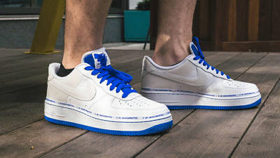 Uninterrupted x Nike Air Force 1 MTAA White   Where To Buy ...