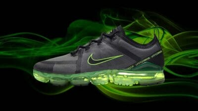 The Nike Air VaporMax 2019 'Electric Green' Is A Must Cop