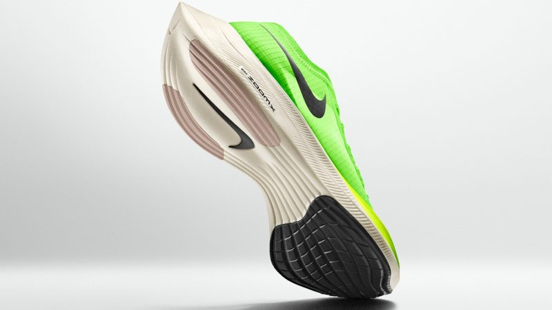 Nike's ZoomX Vaporfly Is Being Investigated After It Breaks Too Many Records