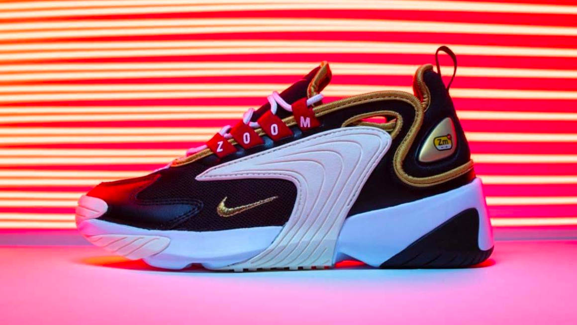 The Nike Zoom 2K Is This Season's Must-Have Chunky Sneaker