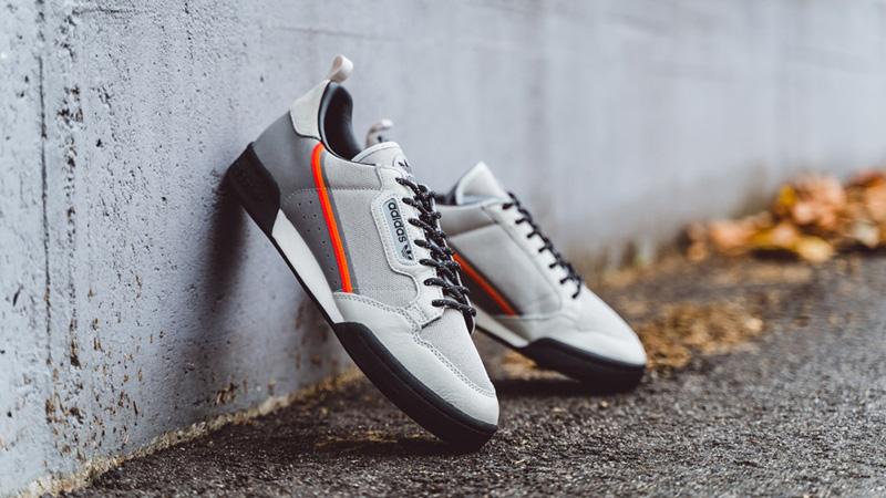 adidas Continental 80 Beige Grey