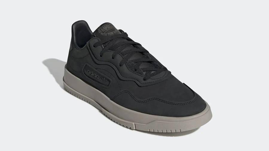 adidas SC Premiere Black Light Brown EE6023 front
