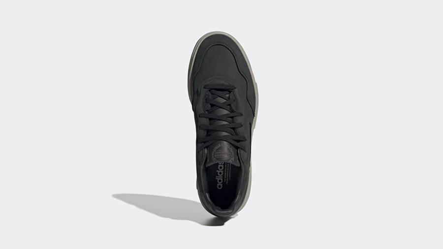 adidas SC Premiere Black Light Brown EE6023 middle
