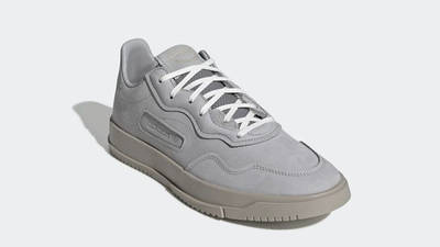 adidas SC Premiere Grey Light Brown EE6022 front