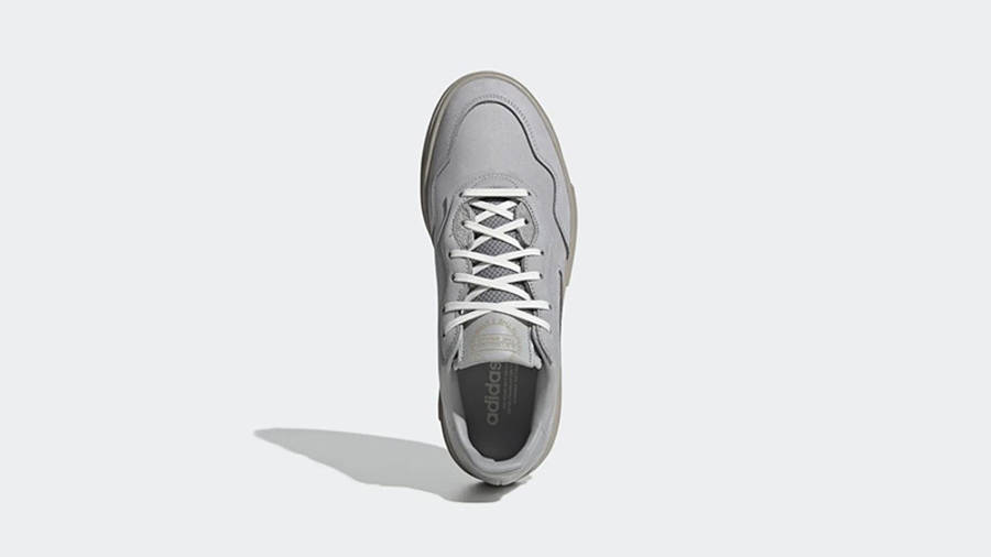 adidas SC Premiere Grey Light Brown EE6022 middle