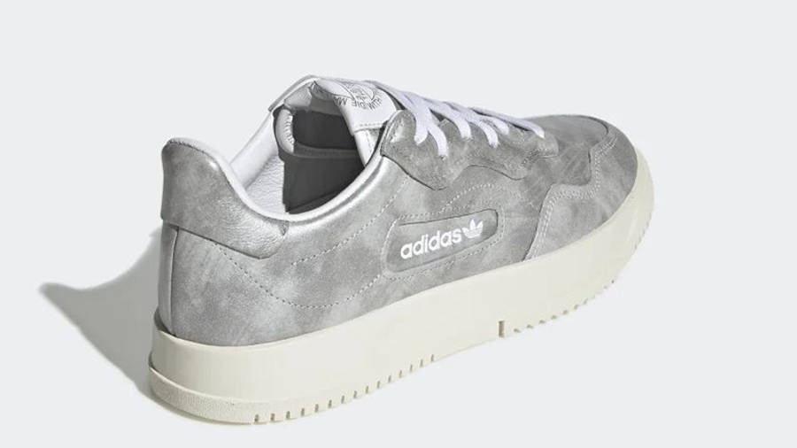 adidas SC Premiere Silver White EE5374 back