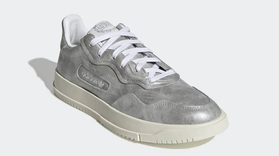 adidas SC Premiere Silver White EE5374 front