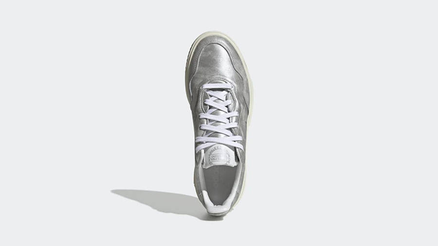 adidas SC Premiere Silver White EE5374 middle