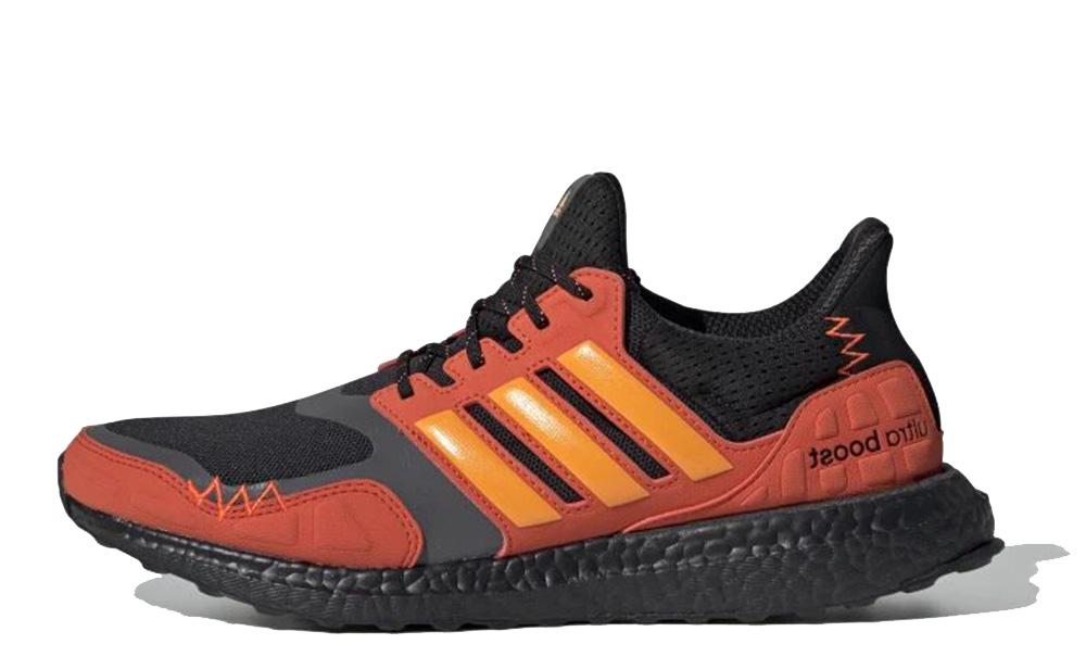 adidas Ultra Boost S L Black Orange FV7283