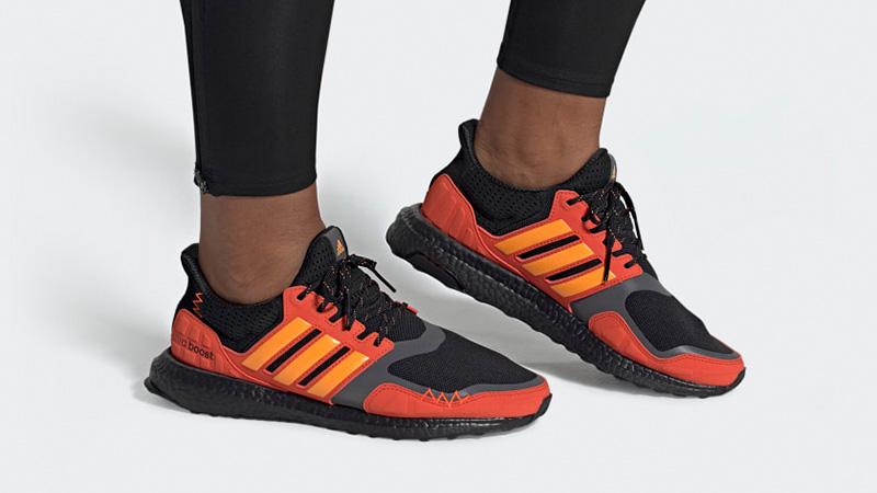 adidas ultra boost orange