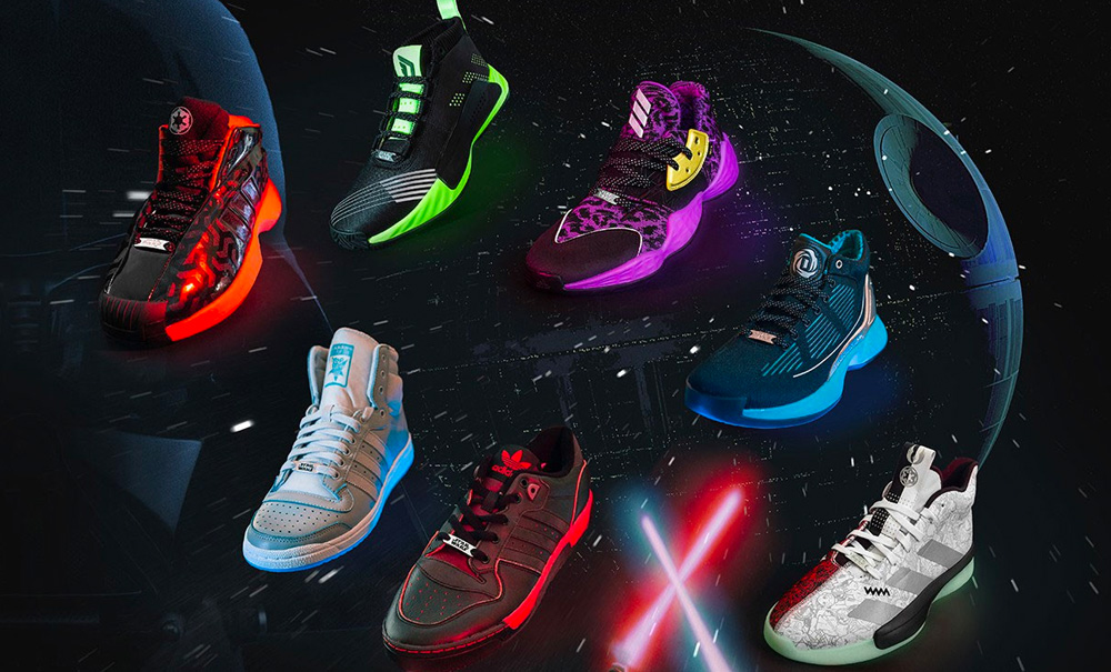 adidas Star Wars Pack First Look and Release Dates