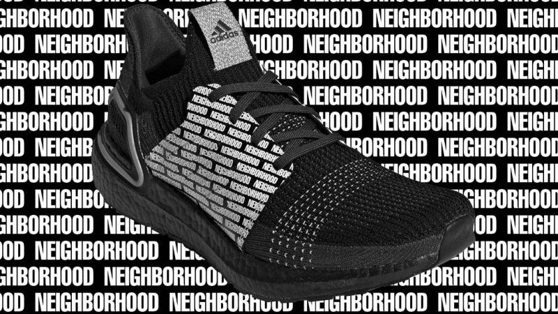 First Look At The NEIGHBORHOOD x adidas Ultra Boost 19