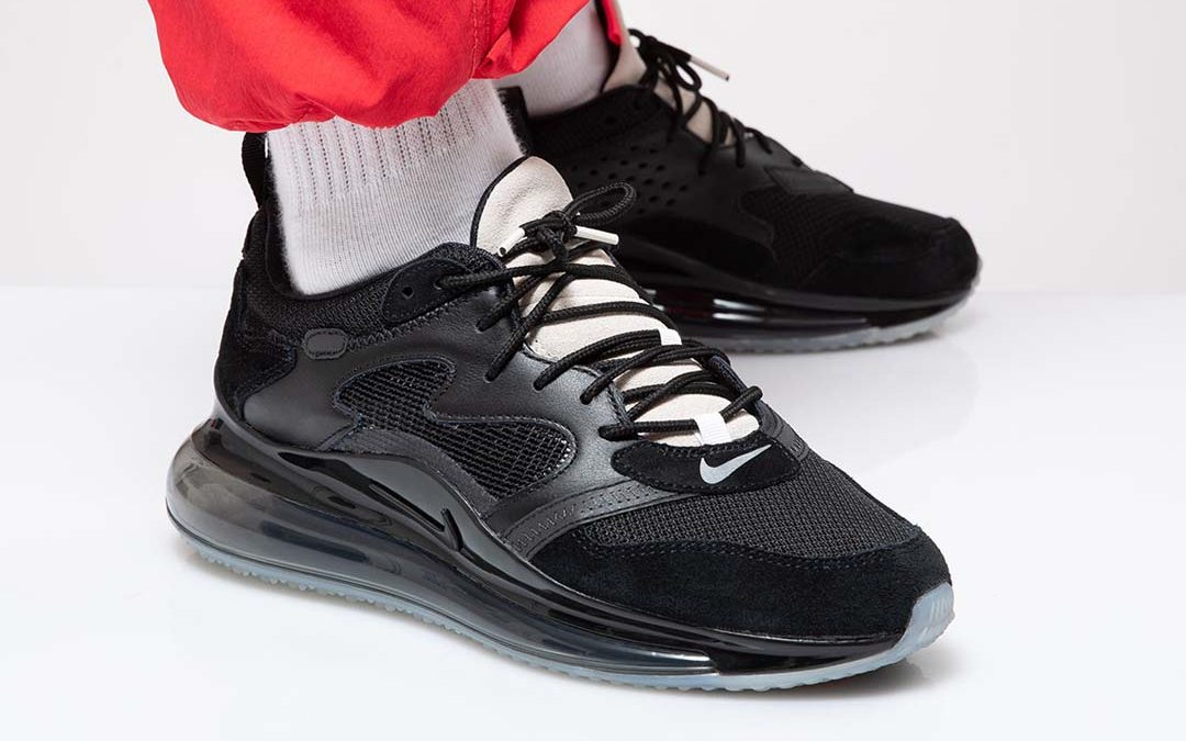 OBJ x Nike Air Max 720 Black