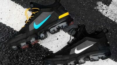 The Nike Air VaporMax 2019 'Utility' Is Rugged And Ready