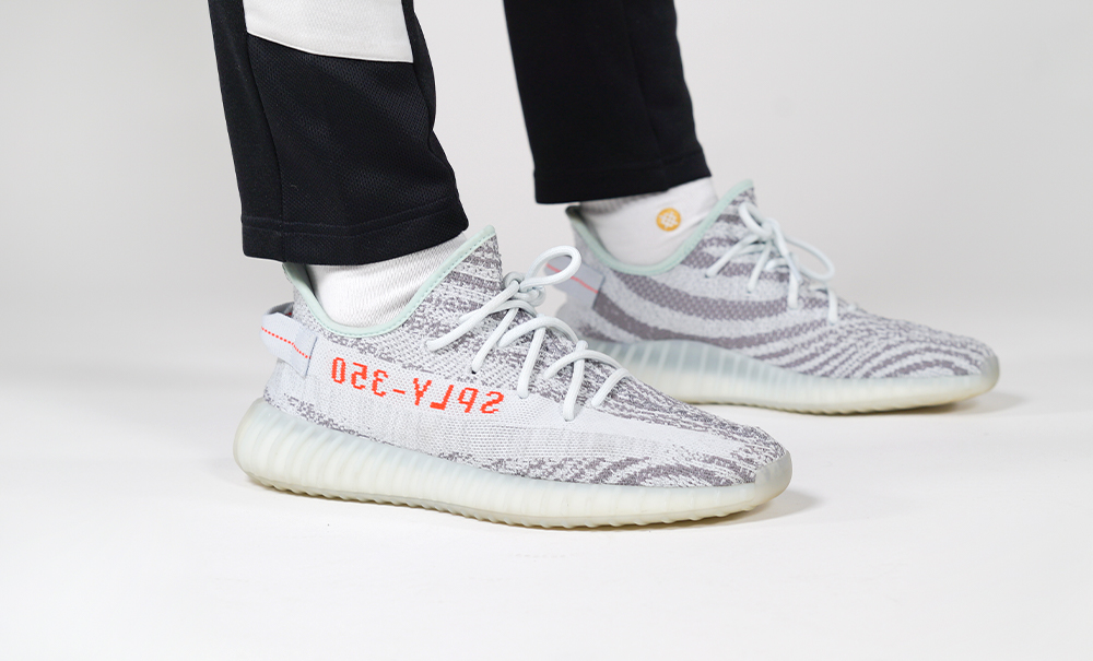 The Yeezy Boost 350 V2 Fit True To Size