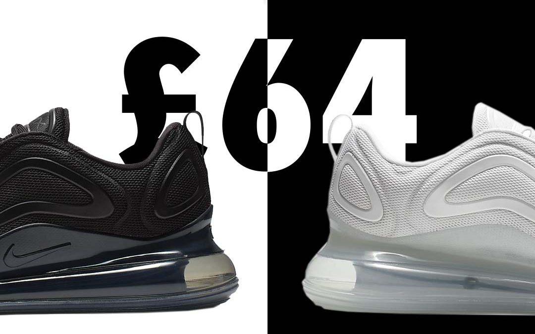 Air Max 720s For £64 At Nike UK