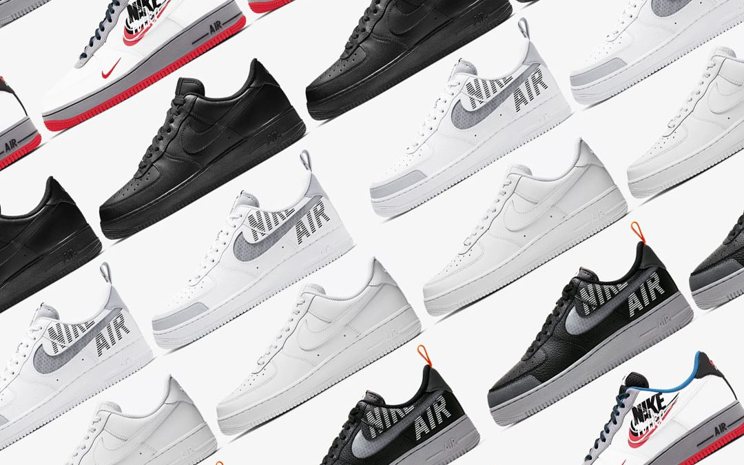 Don't Miss This Season's 10 Sellout Air Force 1s