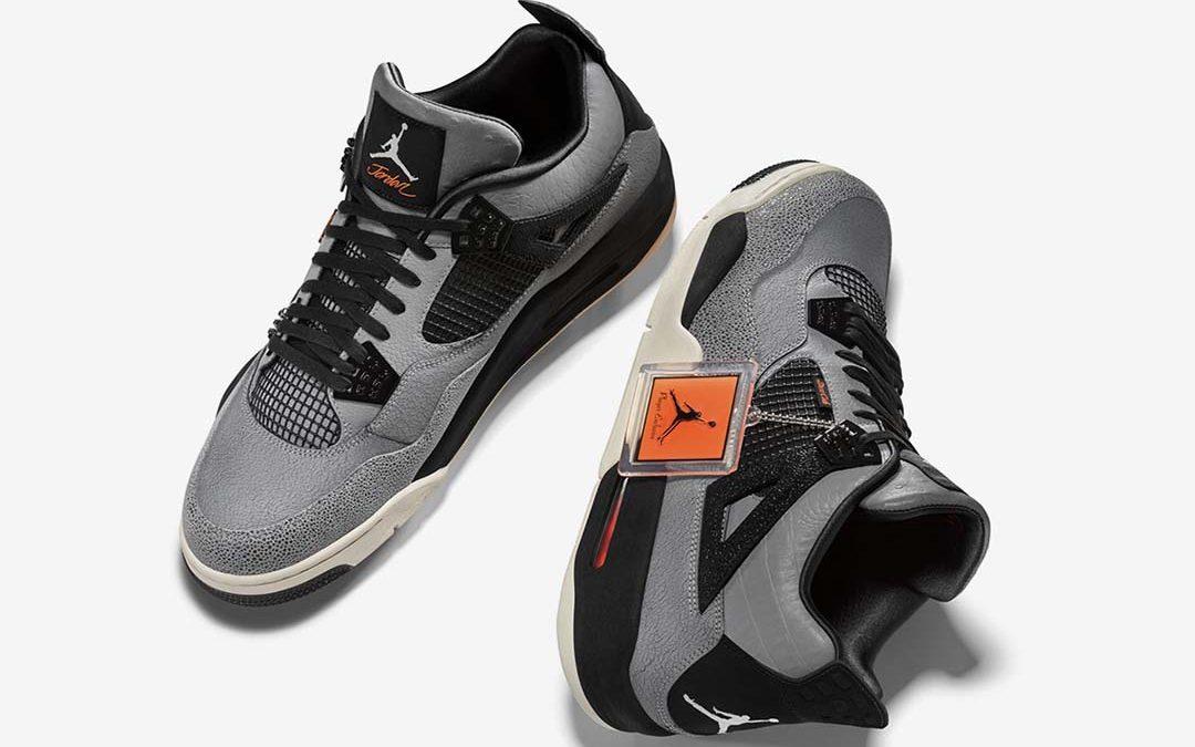"""Air Jordan 4 """"Dress Code"""""""
