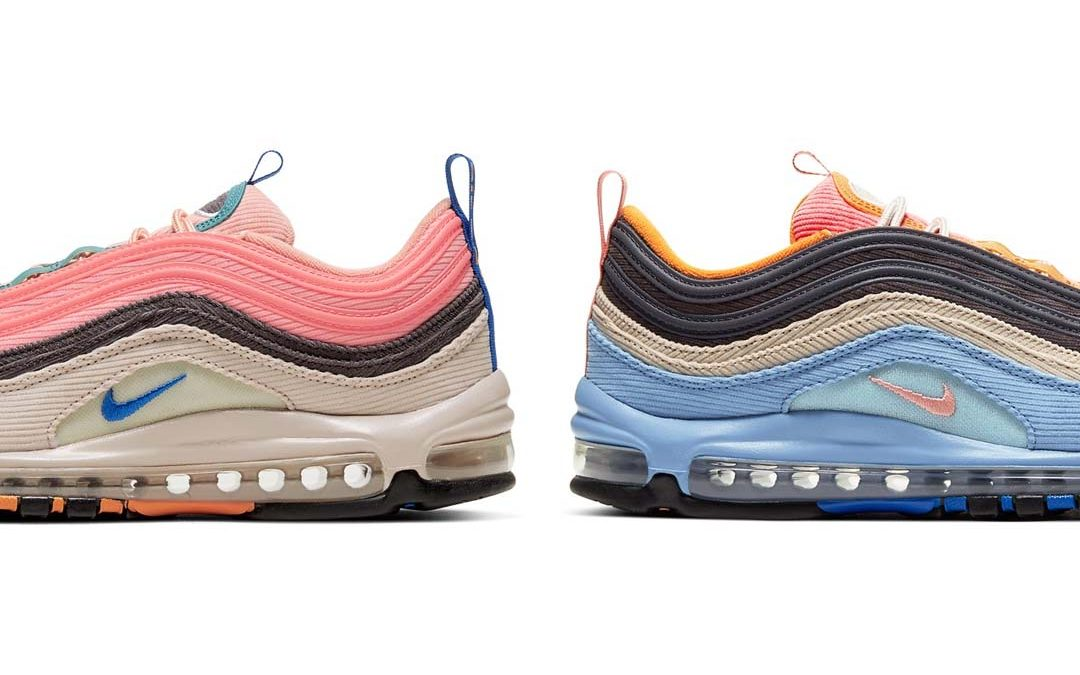 "Nike Air Max 97 ""Corduroy"" Pack"