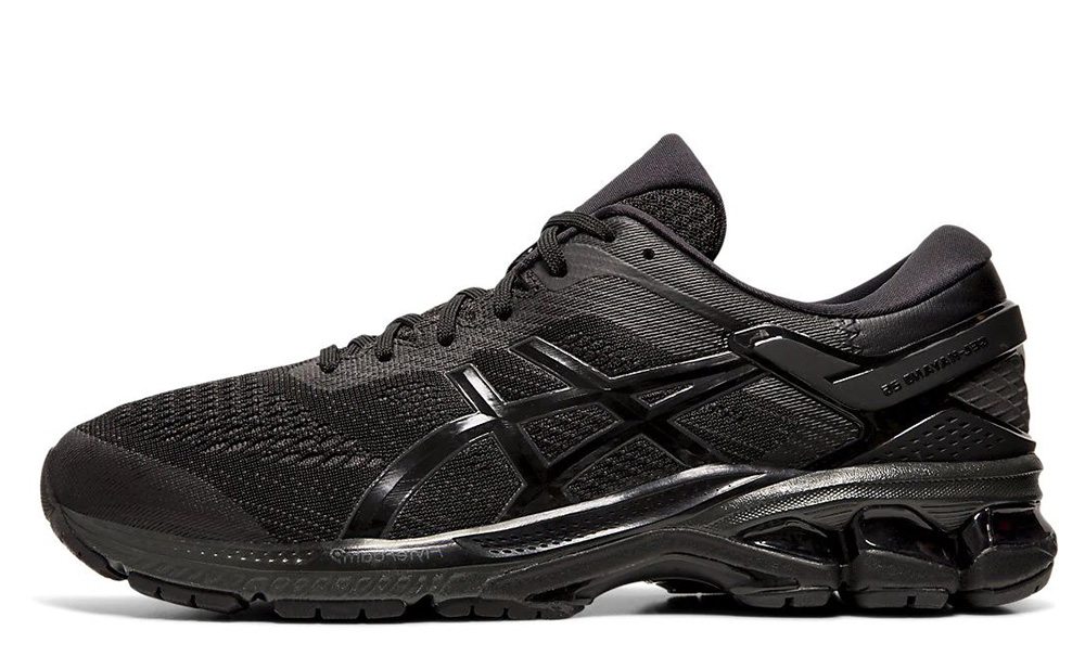 ASICS Gel Kayano 26 Black 1011A541-002
