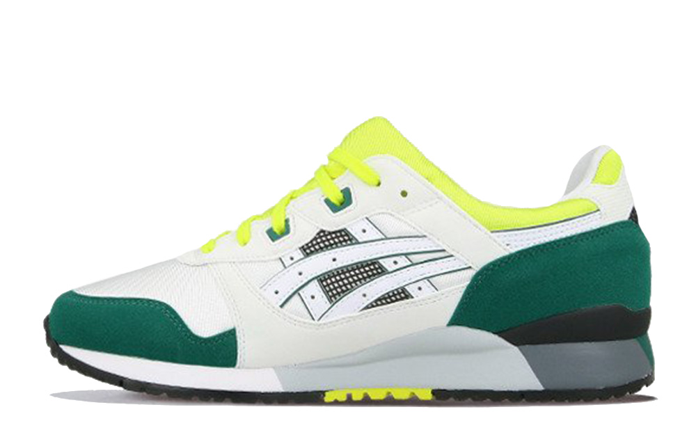 ASICS Gel-Lyte 3 OG Green Yellow 1191A266 100