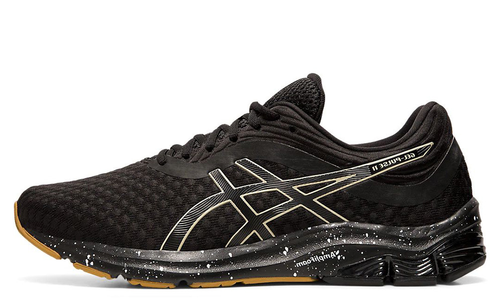 ASICS Gel Pulse 11 Winnterized Black 1011A707-001