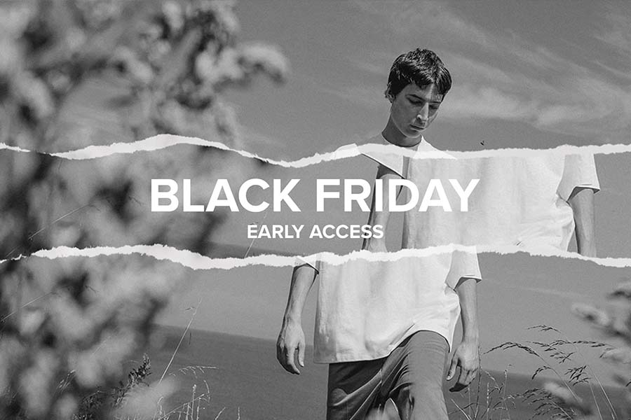 Get Early Access To END. Clothing's Massive Black Friday Sale!
