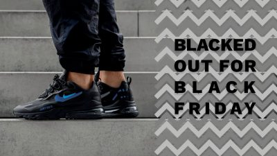 12 Of The Best Blacked Out Nike Sneakers In The Black Friday 2019 Sale