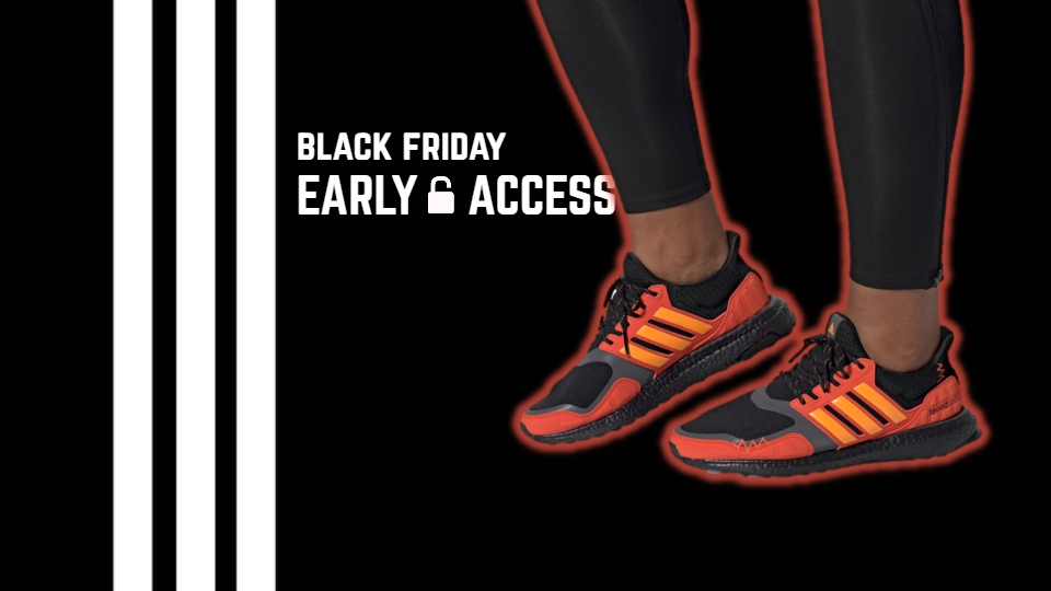 Get Early Access To adidas's Black Friday Sale NOW!