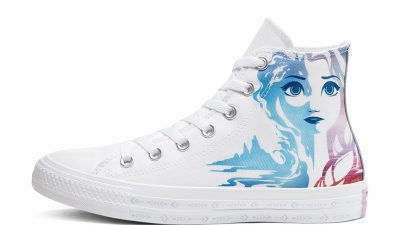 Frozen 2 x Converse Chuck Taylor All Star 167357C front