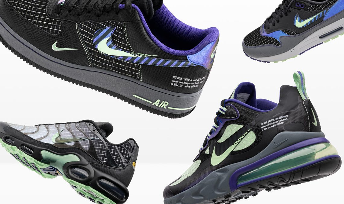 "Nike ""Future Swoosh"" Pack"