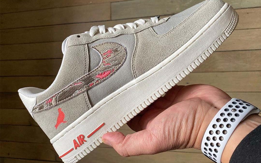 Here's Where to Cop Nike's Customizable Air Force 1 in 2020