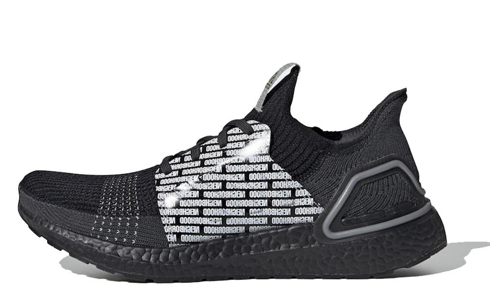 Neighborhood x adidas Ultra Boost 2019 Black FU7312