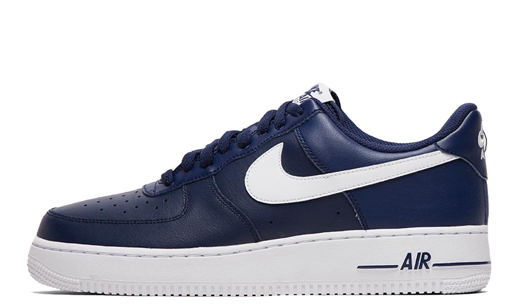 Nike Air Force 1 07 3 Midnight Navy White