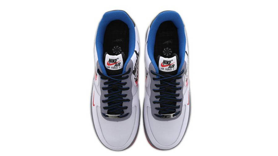 Nike Air Force 1 Low COS White Grey | Where To Buy | CT1620-100 ...