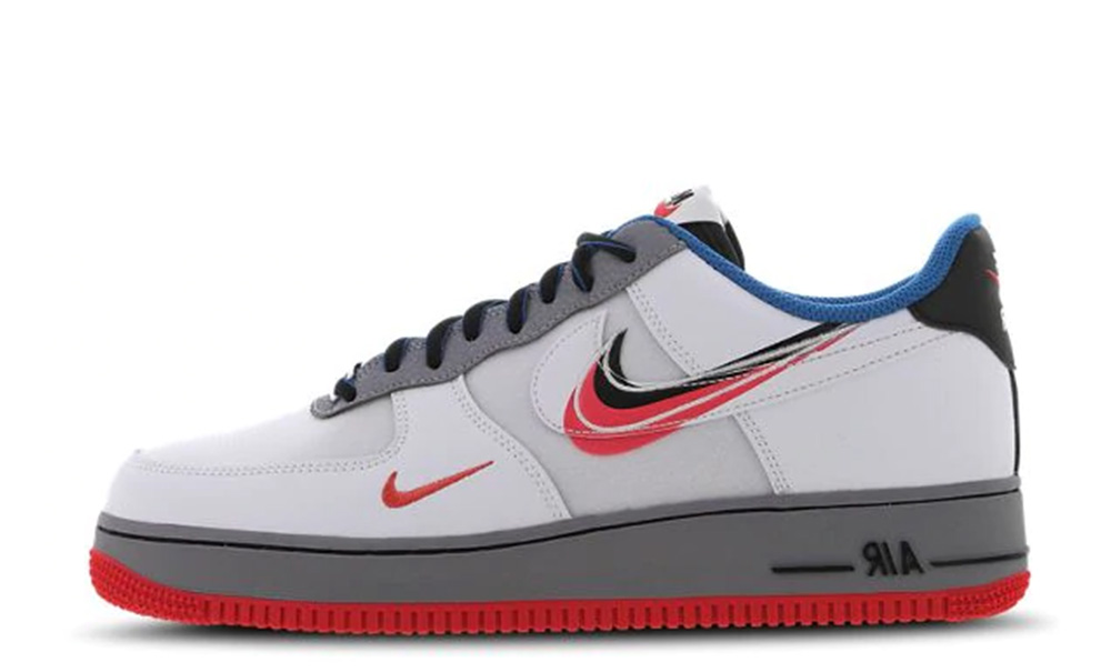 Nike Air Force 1 Low COS White Grey CT1620-100