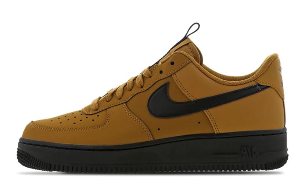 Matrona Taxi Perspectiva  Nike Air Force 1 Low Wheat Black - Where To Buy - BQ4326-700 | The Sole  Supplier