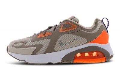 Nike Air Max 200 Sepia Stone BV5485-200 front